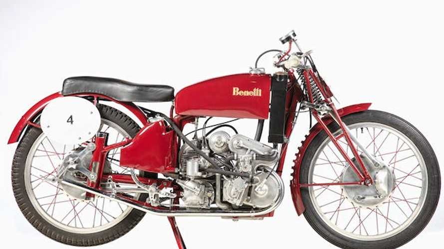 Almost All The Bikes In This Moto Museum Can Soon Be Yours