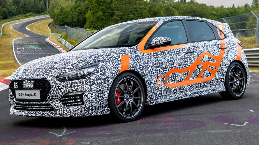 Hyundai i30 N Project C To Add Lightness At Frankfurt Motor Show