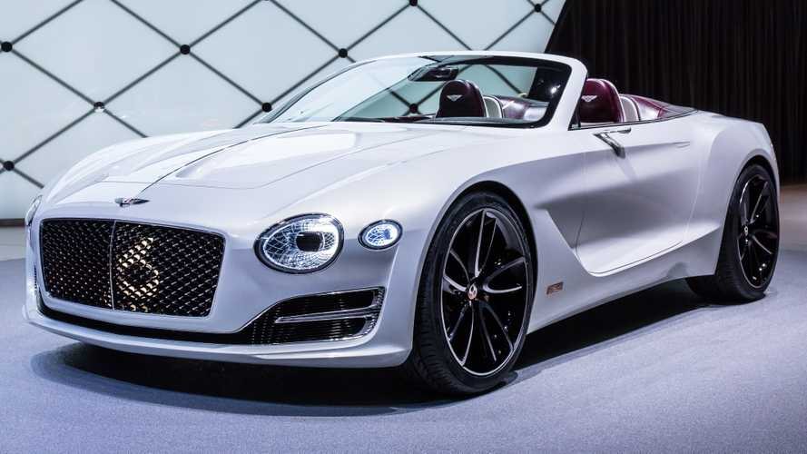 Bentley podría estar tramando un GT W12 covertible de $1.9 millones