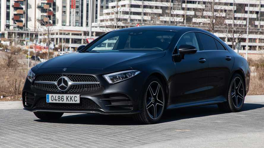 Prueba Mercedes-Benz CLS 450 4MATIC Coupé 2019
