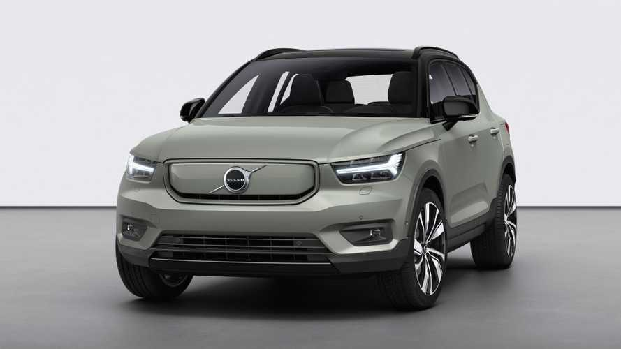 Volvo XC40 Recharge electric SUV range expands to three models