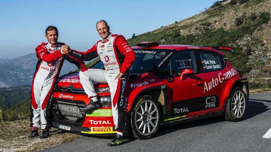Chus Puras y Citroën C3 R5, vuelta a la competición