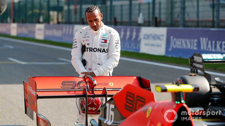 Hamilton: No regrets if I never drive for 'different' Ferrari