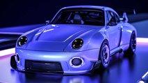 Neue retro-futuristische Renderings vom Porsche 993