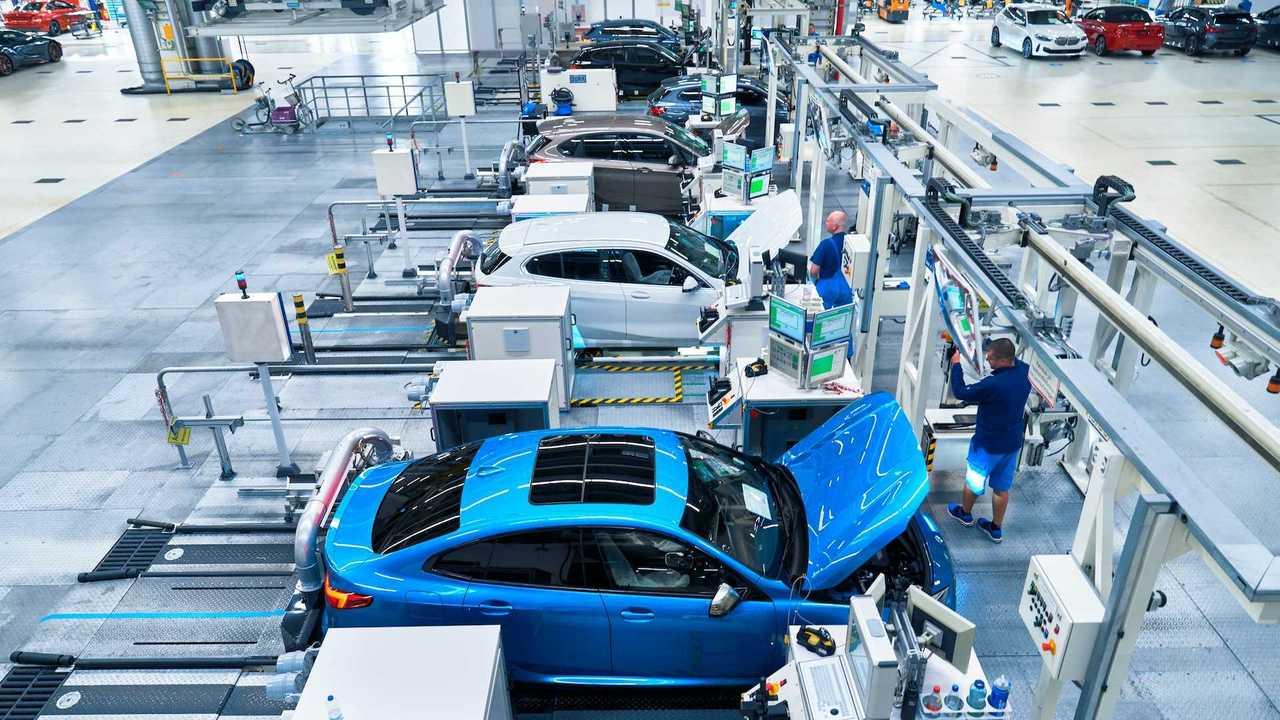 BMW 2 серии Гран Купе: начало производства