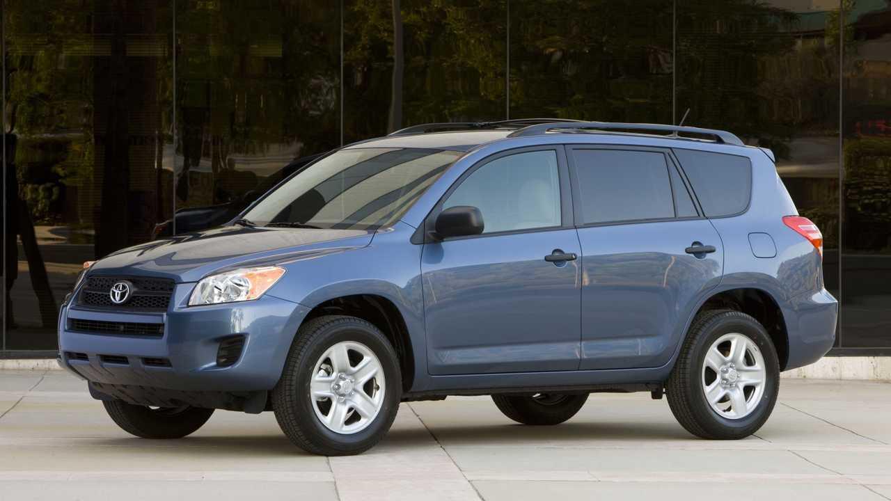 14. 2009-2012 Toyota RAV4