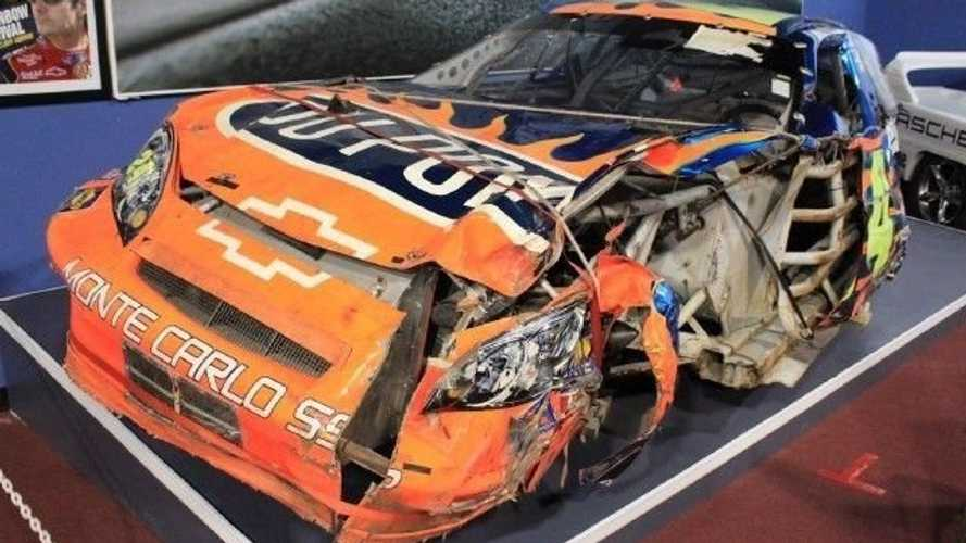 For $28K, Would You Buy A Race-Wrecked Jeff Gordon Monte Carlo?