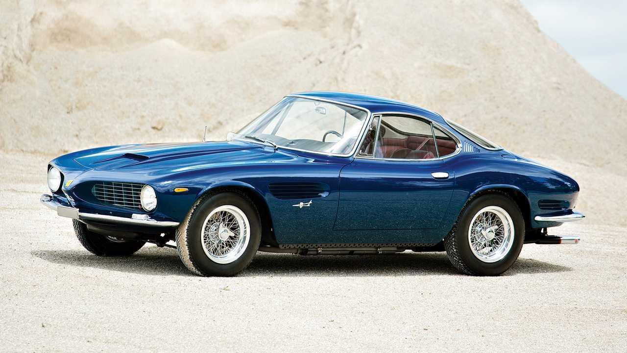 Ferrari 250 GT SWB Berlinetta Speciale Bertone 1962