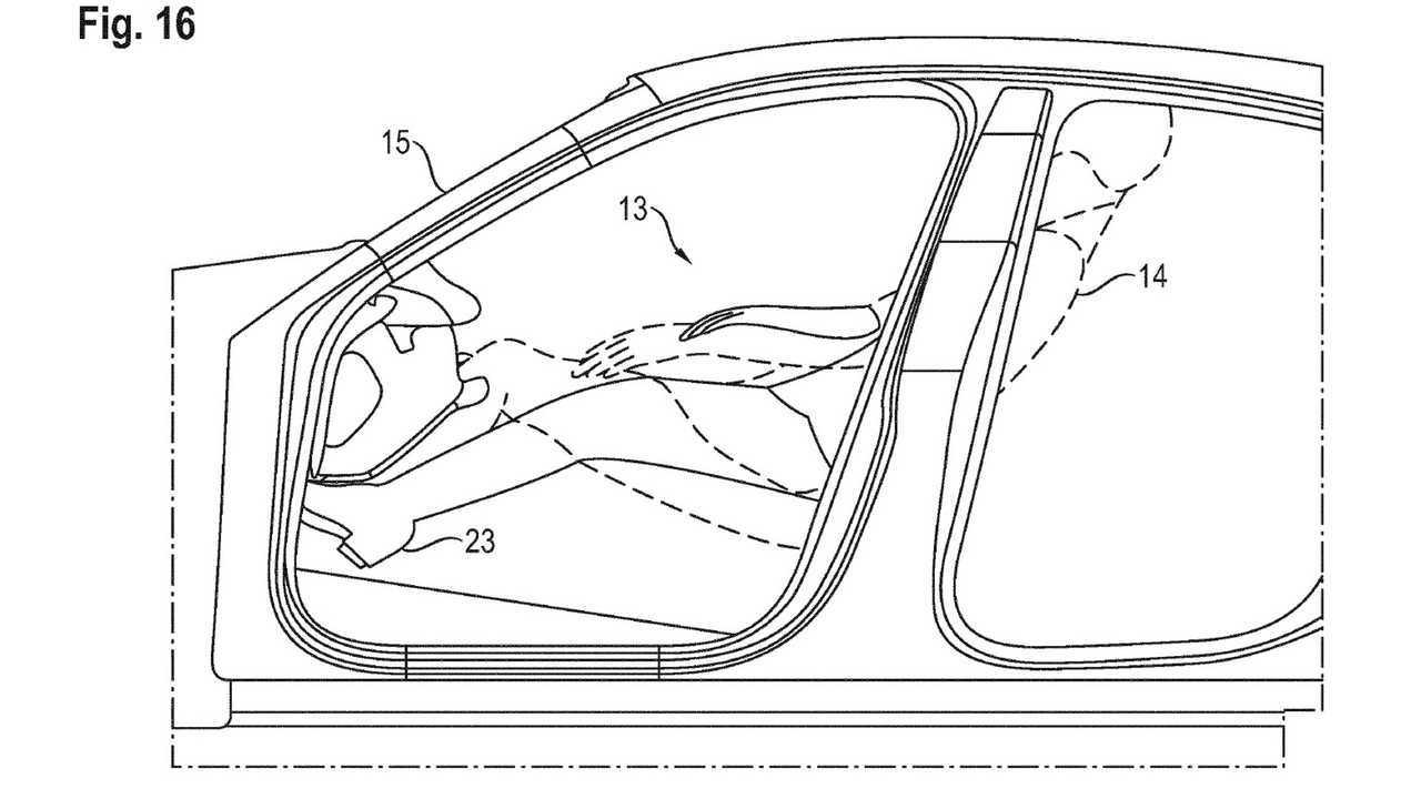 Porsche Seat Patent