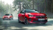 Opel Corsa GS Line (2019) und Original-Corsa GSi