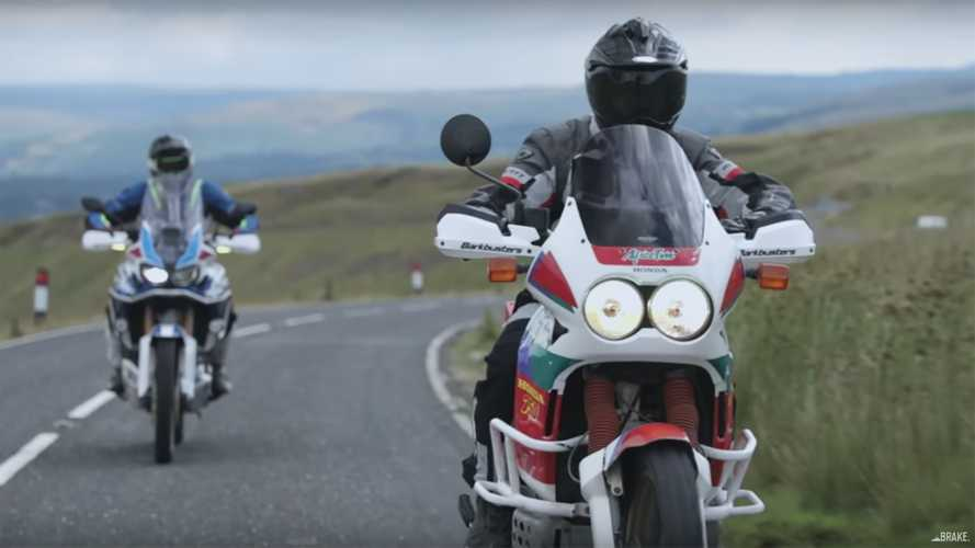 How Does The 1991 Africa Twin Measure Up To The 2019?