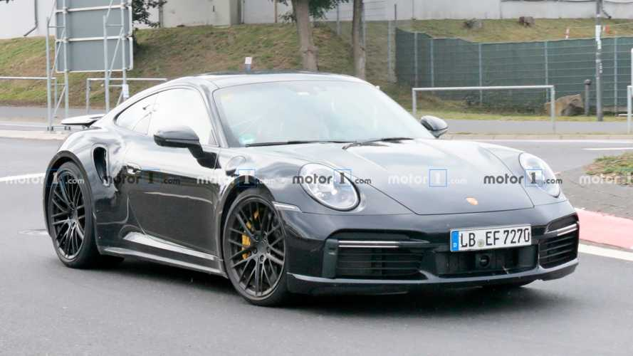 2020 Porsche 911 Turbo S Could Make 641 HP When It Debuts Next Spring