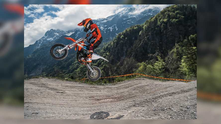 KTM Launches New SX-E 5 Electric Minicycle For 2020