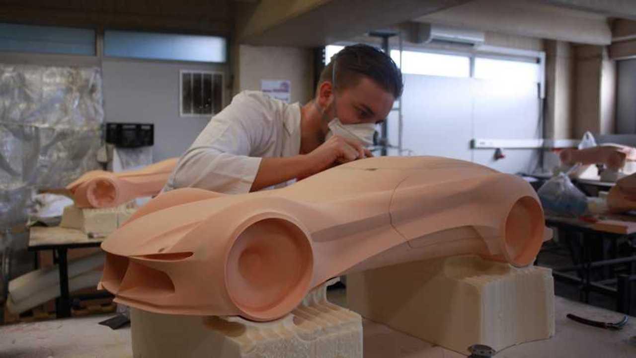 Máster de diseño de automóviles de la Universidad Politécnica de Valencia