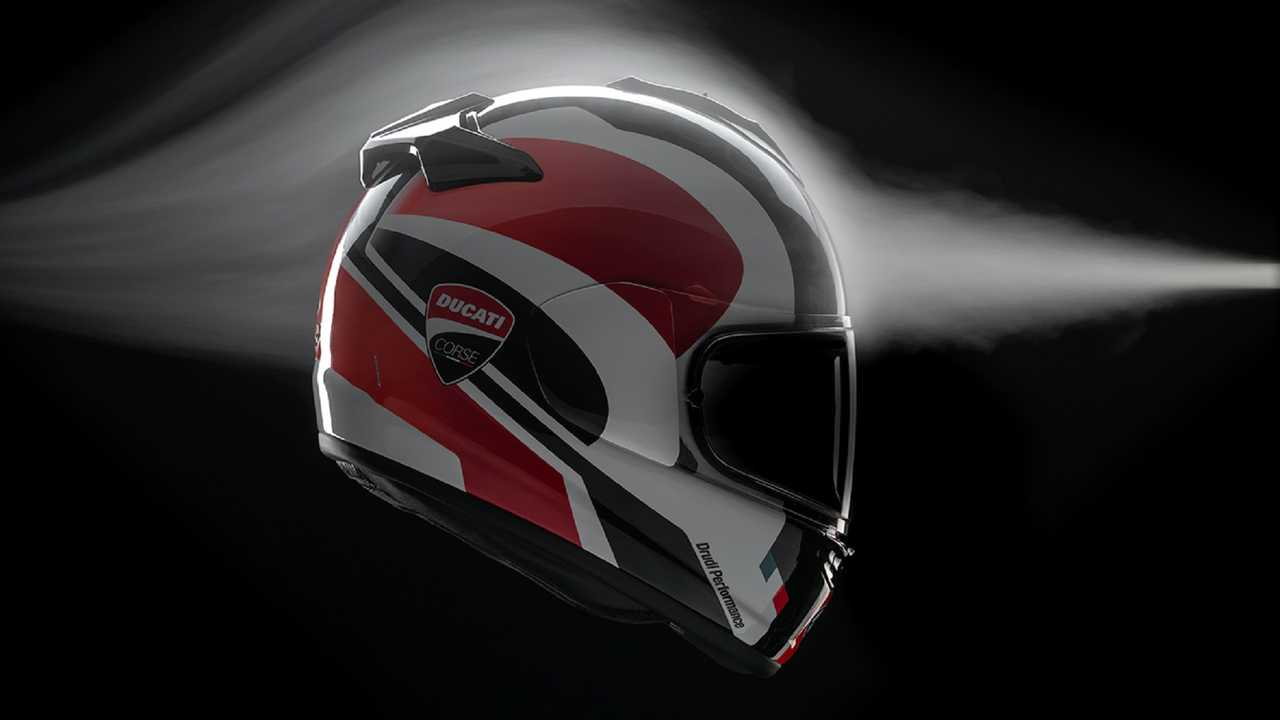 Ducati Corse SBK 4 Helmet