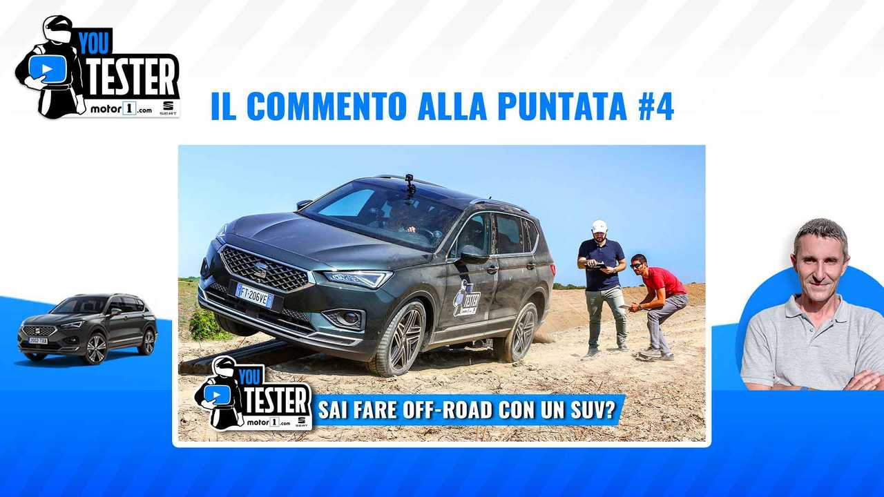 YouTester commento ep.4