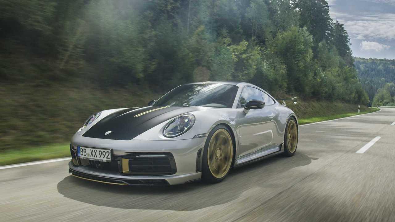 TechArt Porsche 911 (992)