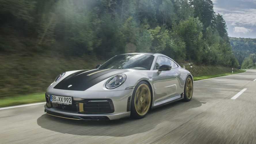 Techart beflügelt den neuen Porsche 911 (992)