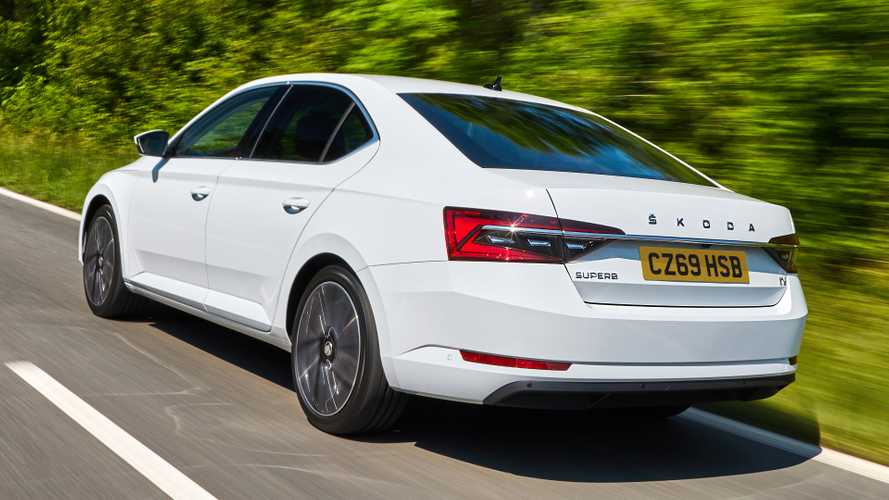 Skoda's plug-in hybrid Superb is now available to order