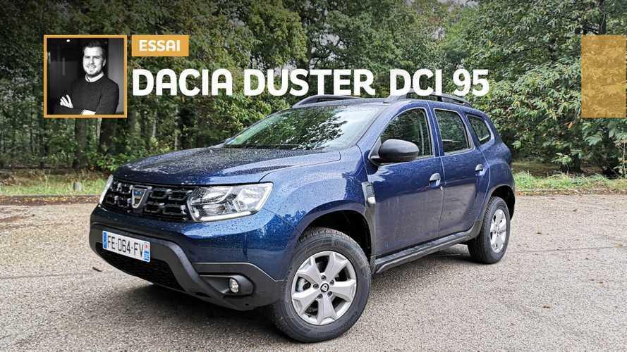 Essai Dacia Duster dCi 95 Essentiel - A-t-on vraiment besoin de plus ?