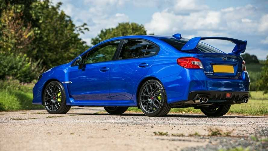 2017 Subaru WRX STI Final Edition
