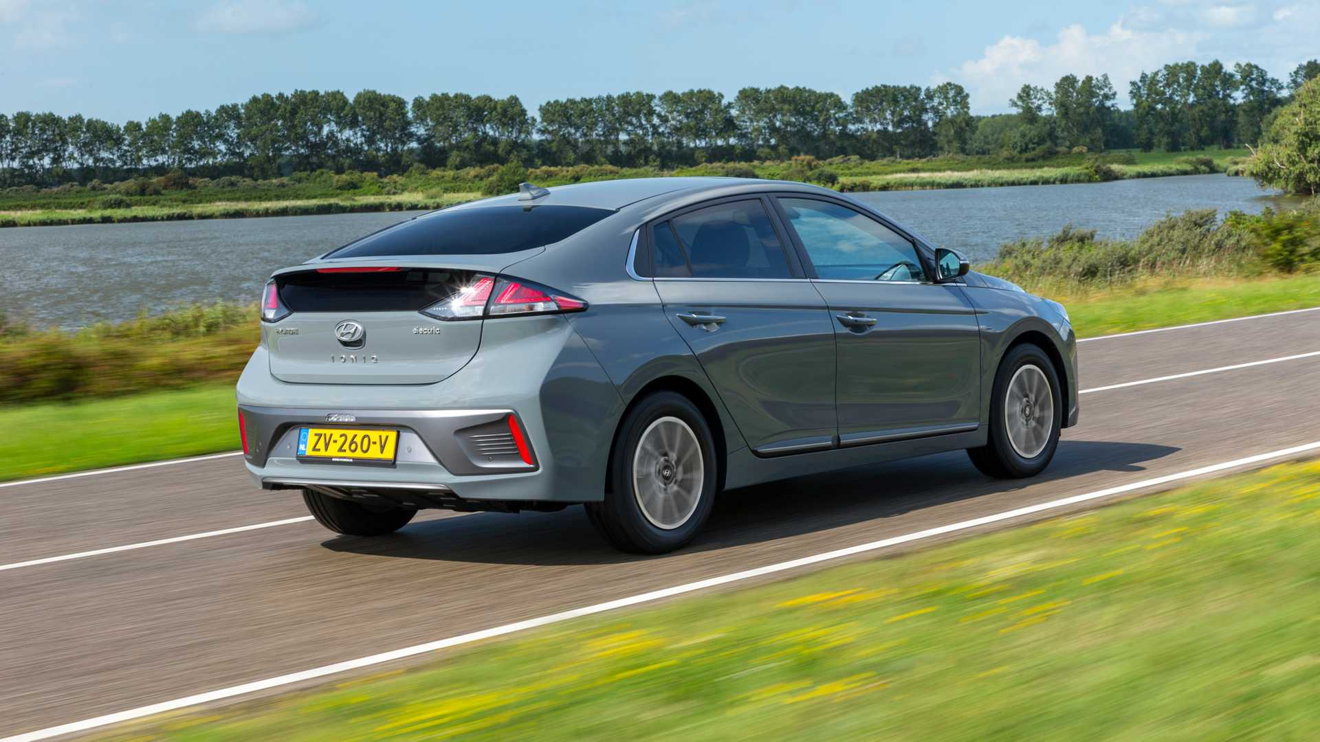 Updated Hyundai IONIQ Electric Launches This Month With More Range