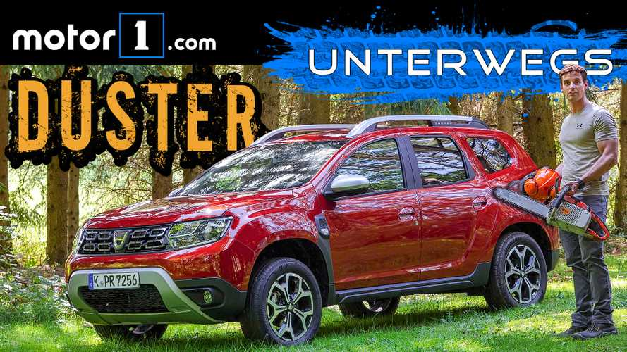 Video: Dacia Duster TCe 150 2WD GPF im Test
