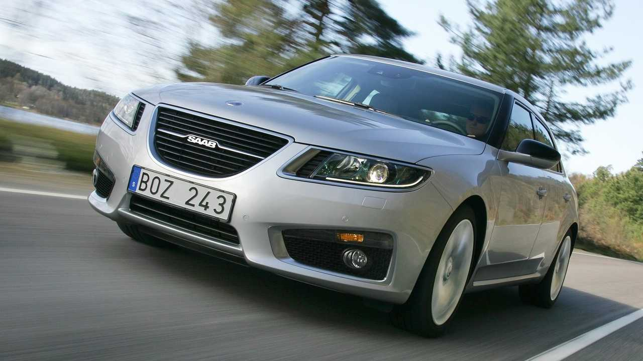Saab (1937-2013)