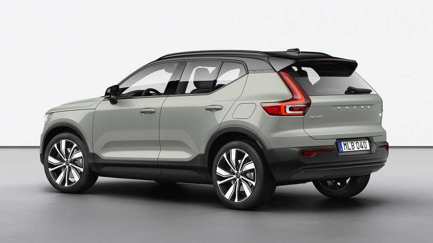 Volvo Opens Order Books For XC40 Recharge P8 AWD
