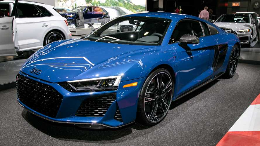 2020 Audi R8 V10 Decennium Costs An Eye-Watering $214,995