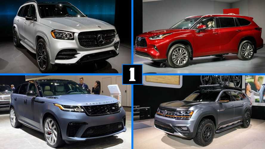 2019 New York Auto Show 2019 NY Auto Show Coverage: Livestreams, Photos, Breaking News