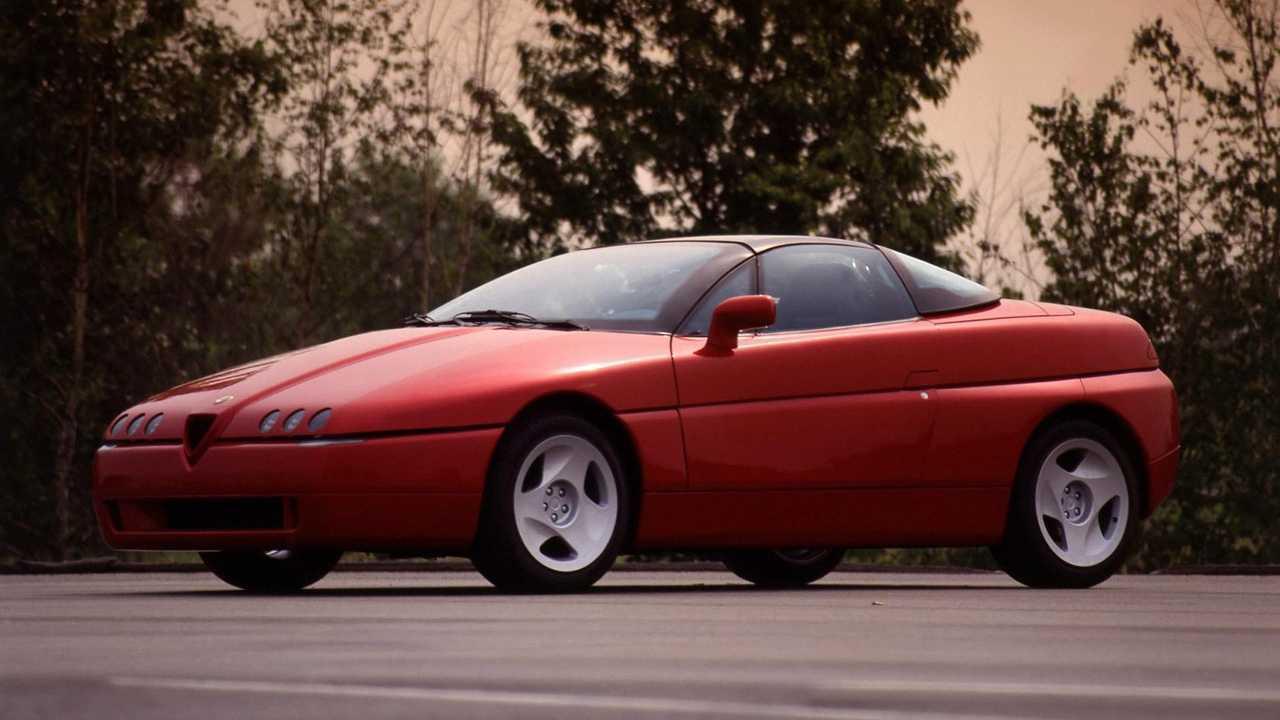 Alfa Romeo 164 Proteo 1991
