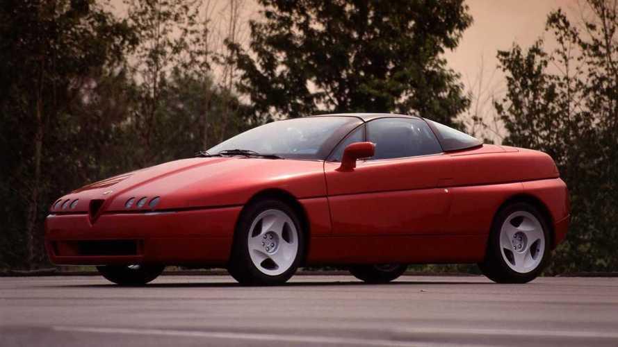 Prototipos olvidados: Alfa Romeo 164 Proteo (1991)