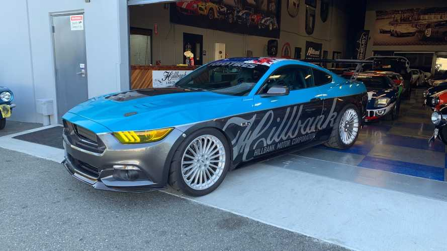 Blown Hillbank Mustang Is Dripping With Power For Road Or Track