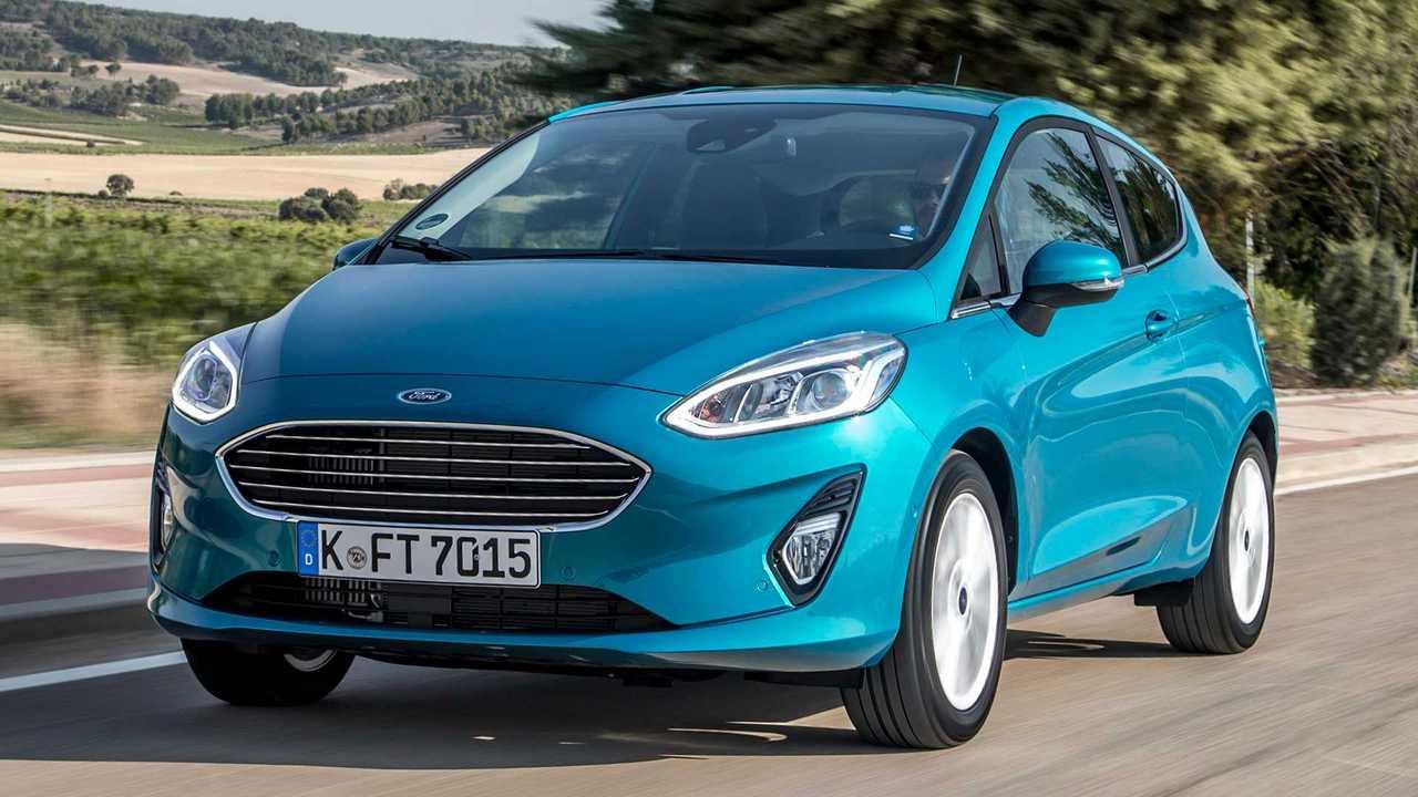 Ford Fiesta - Huitième du nom