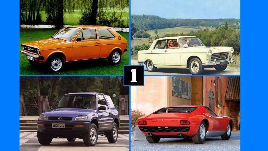 Hangi segment hangi otomobille başladı?