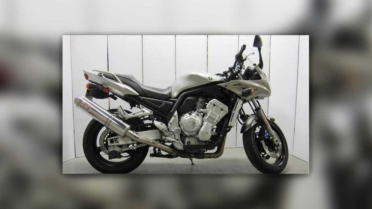 2003 Yamaha FZ-1 - $2,299