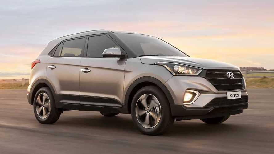 Hyundai Creta 2020 chega com leve reestilização e perde versão Sport; veja preços