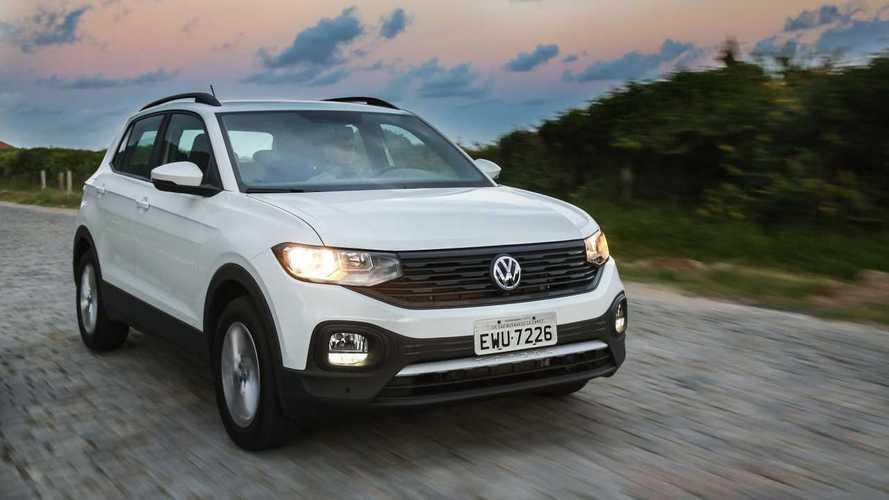 Recall: Volkswagen T-Cross pode apresentar trinca no eixo traseiro