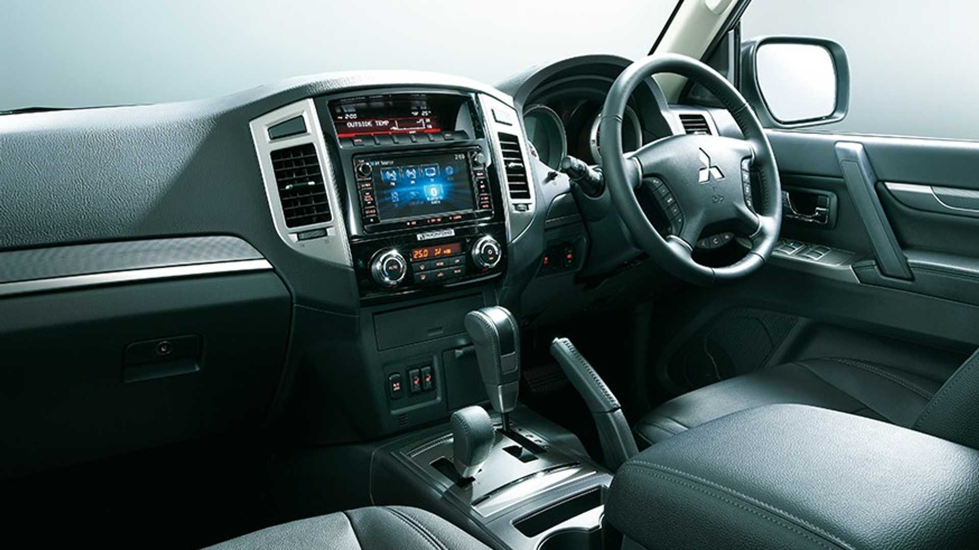 Mitsubishi подготовила прощальный Pajero Final Edition для Японии