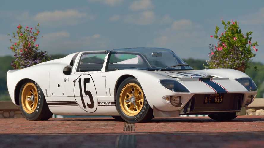 18 best cars being auctioned during Monterey Car Week 2019
