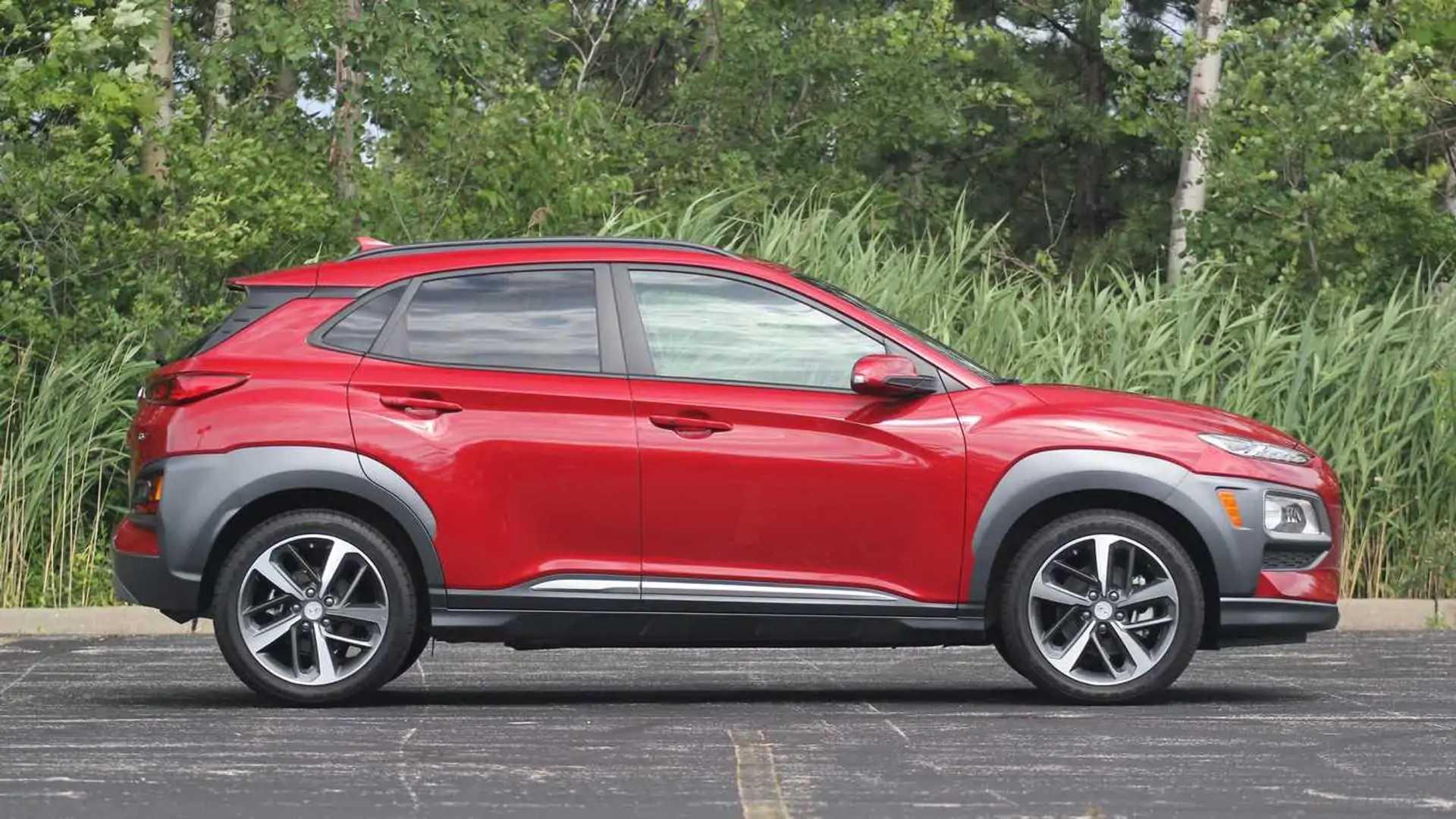 2019 Hyundai Kona Ultimate Review: Short And Stout