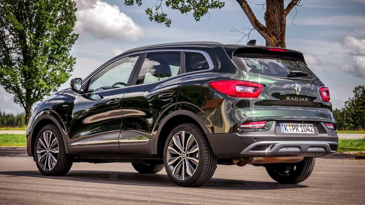 2020 Renault Kadjar Style