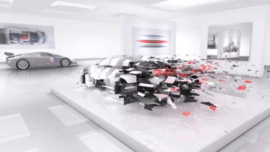 Bugatti va bien présenter une descendante de l'EB110