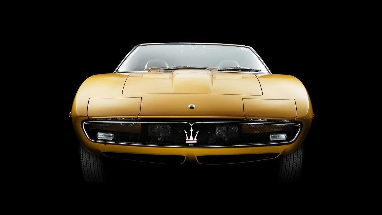 Maserati Ghibli (1966-1973)