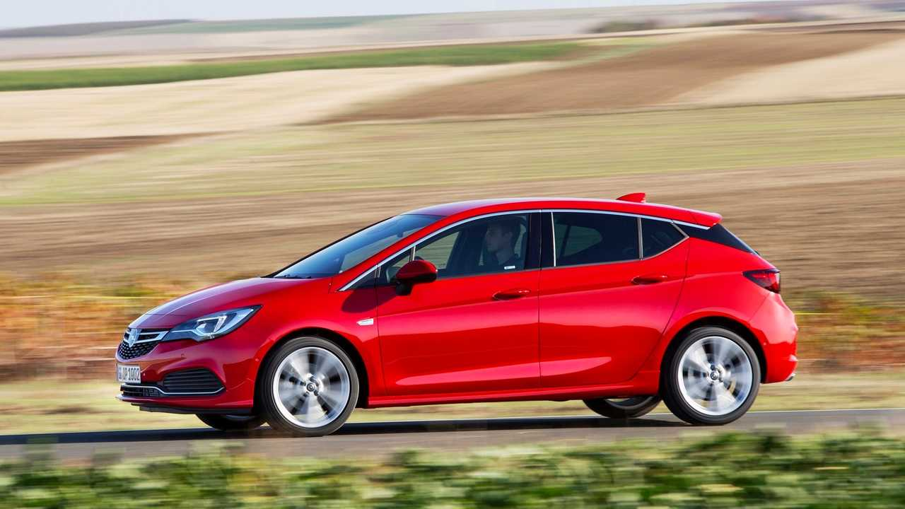 2019 Opel Astra HB