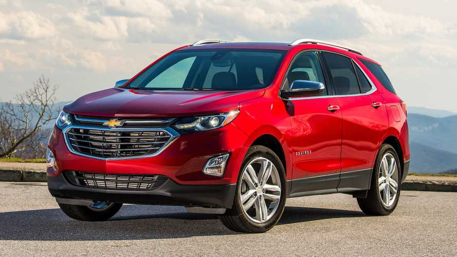 Chevy Equinox Discounted Up To 20 Percent In November