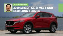 2019 mazda cx 5 signature long term intro
