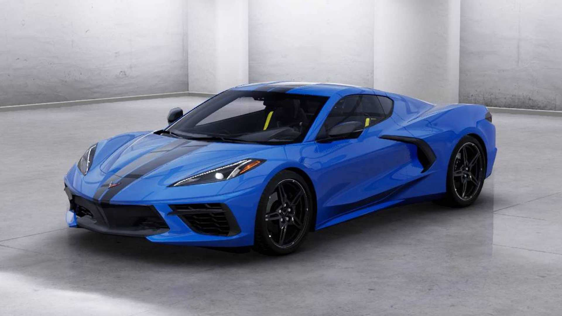 Best Ways To Spec A 2020 Chevy Corvette C8