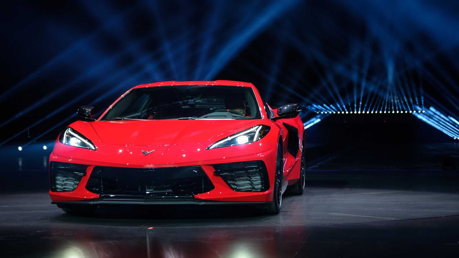 First 2020 Corvette Stingray Sells For $3M At Auction